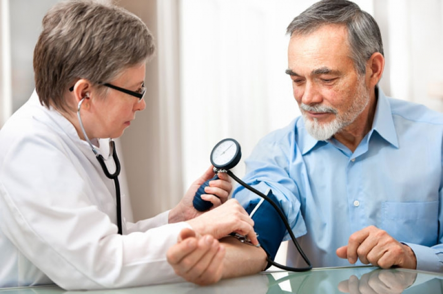 What Causes High Blood Pressure?